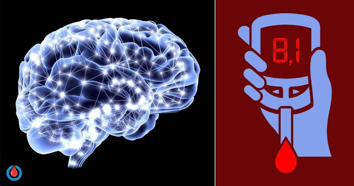 The Link Between High Blood Glucose and Memory Decline