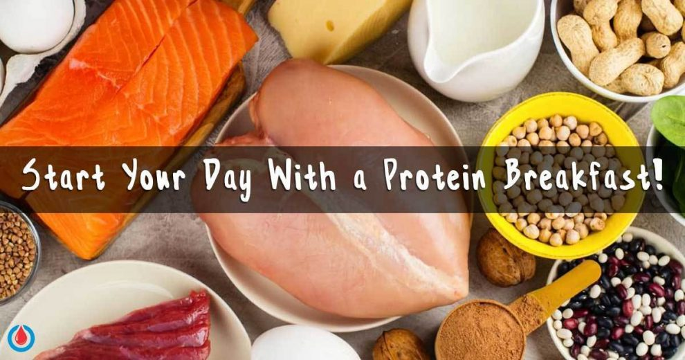 This Is Why People with High Blood Sugar Should Eat High-Protein Breakfast