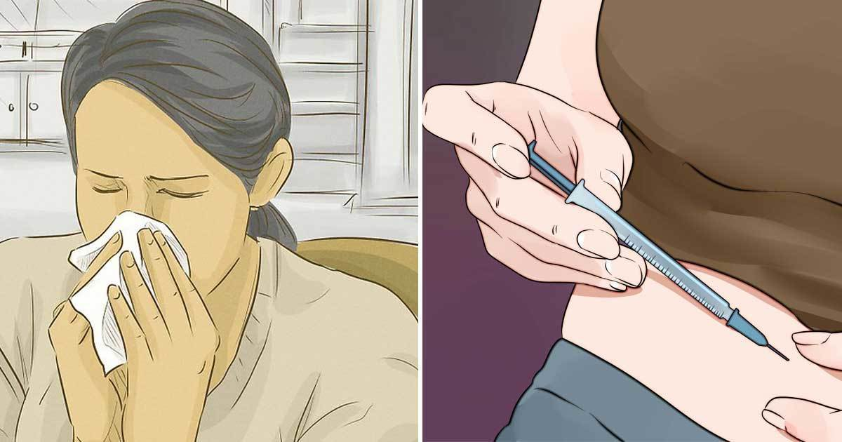 What to Do When You Are Sick and Have Diabetes