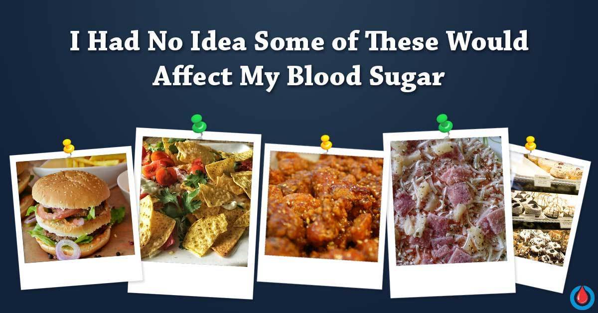 10 Sneaky Foods Which Impact Your Blood Sugar