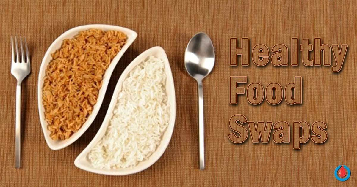 22 Food Swaps for Better Blood Sugar Control