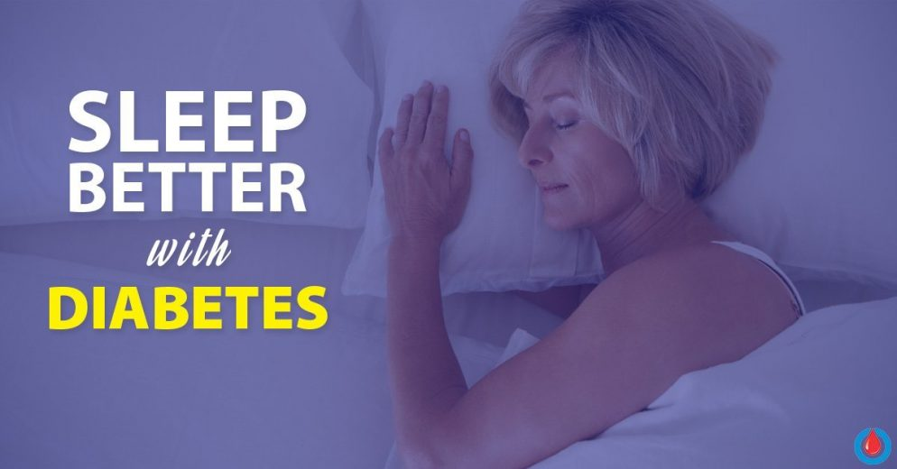 7 Tips to Help You Fall Asleep with Diabetes