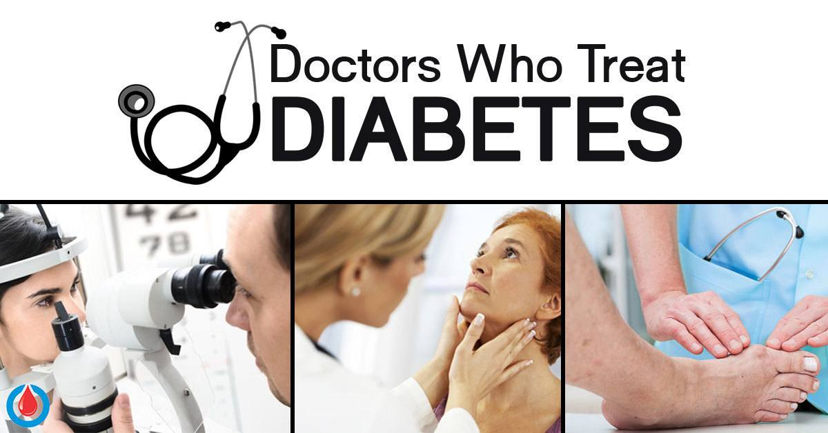 A Complete List of All the Specialists Who Treat Diabetes
