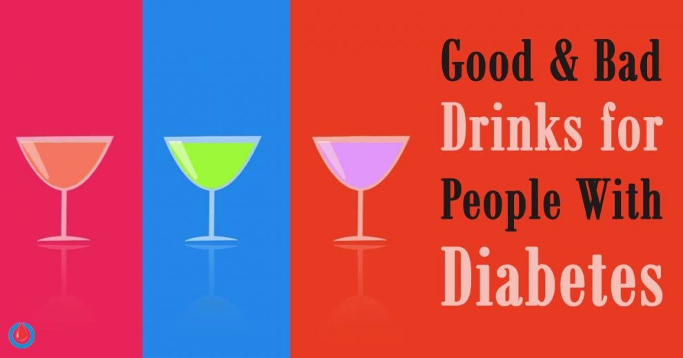 A List of 6 Healthy Drinks That Won't Affect Your Blood Glucose