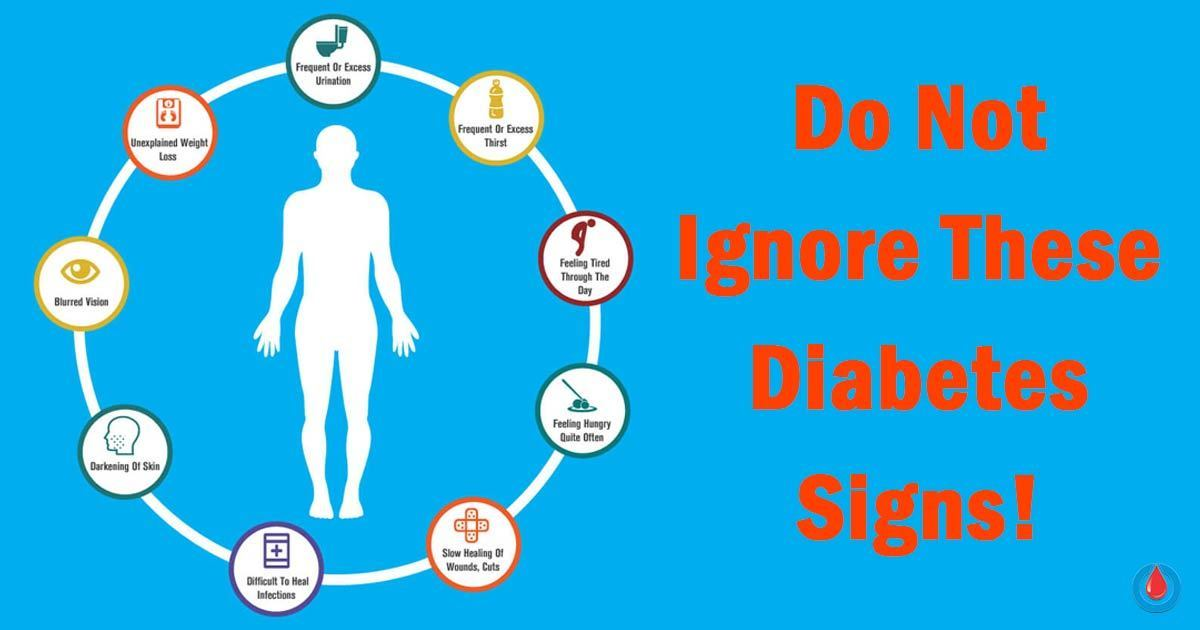 Do Not Ignore These Signs of High Blood Sugar, Even If You Don't Have Diabetes