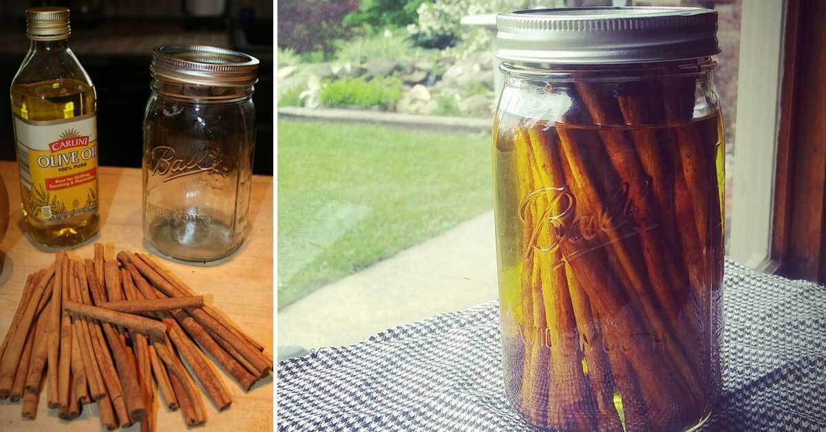 How to Make Homemade Cinnamon Oil