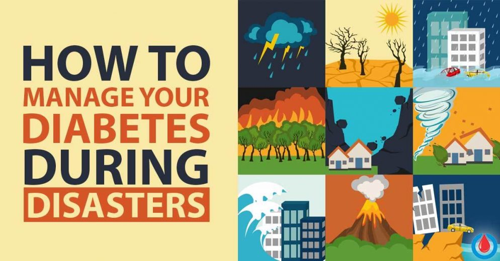 How to Prepare for an Emergency If You Have Diabetes
