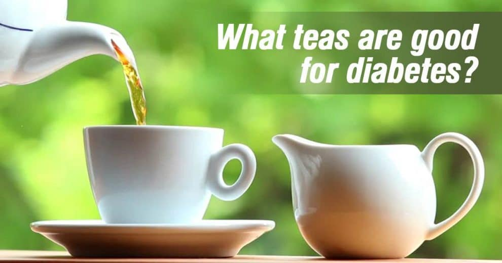 The Best 7 Teas That Stabilize Blood Glucose Levels