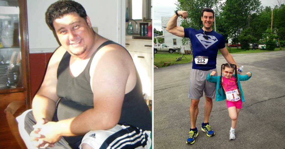 The Man Who Lost 154 Pounds and Managed Diabetes