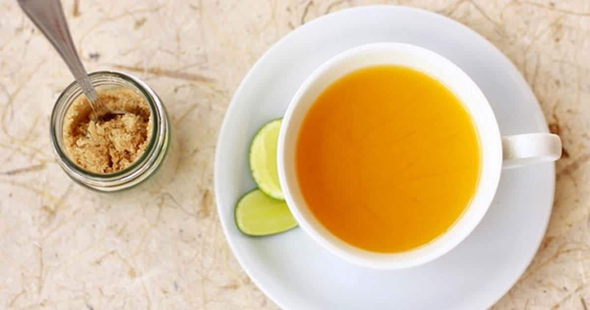 Turmeric Tonic That Treats the Common Cold and Maintains Normal Blood Sugar
