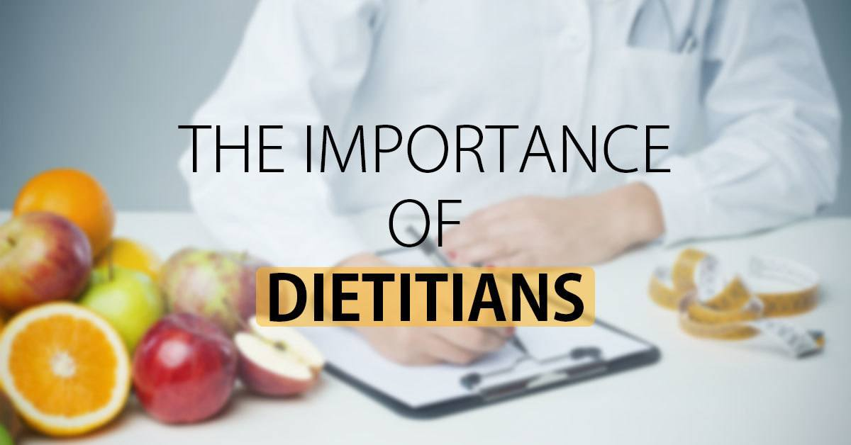 Why You Need a Dietitian to Control Your Blood Sugar