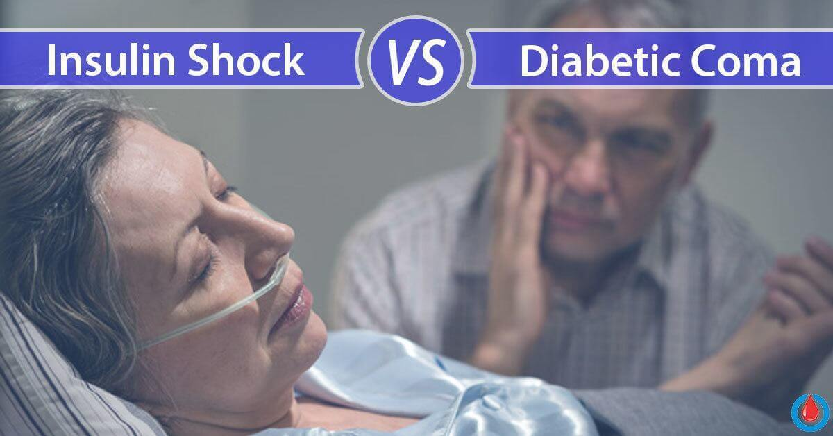 Diabetic Coma vs. Insulin Shock Symptoms and Causes