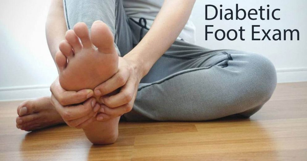 Here's How to Give Yourself a Diabetic Foot Check