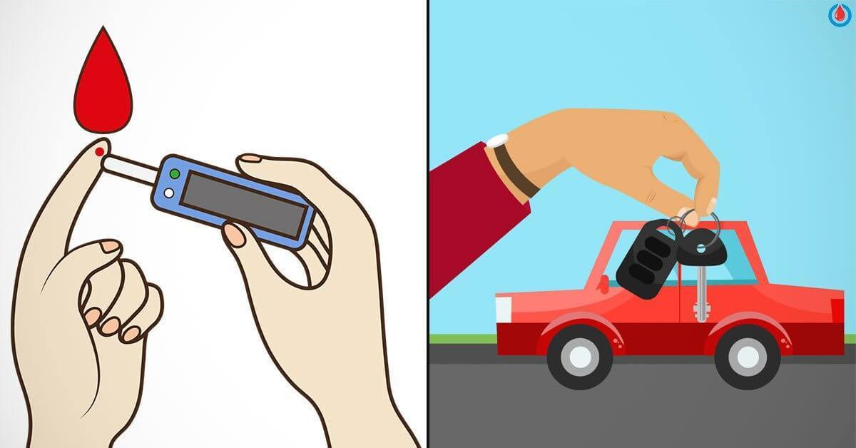 How to Drive Safely with Diabetes Tips That Can Help