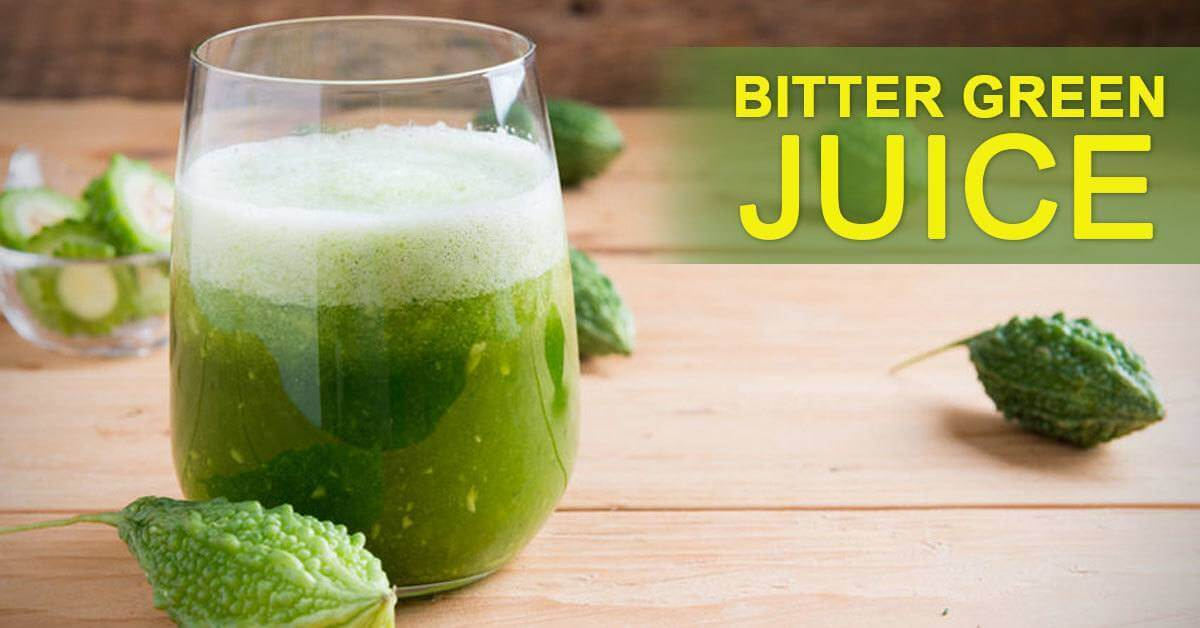 Green Juice for Blood Sugar Control