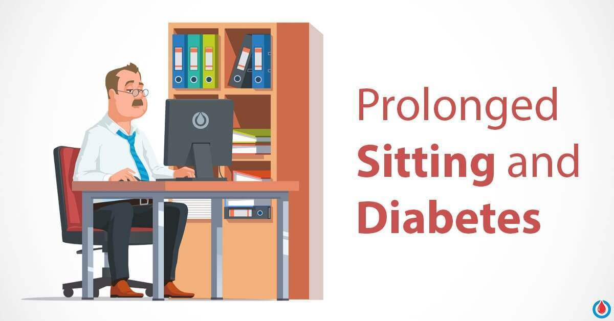 The Link Between Prolonged Sitting and Diabetes