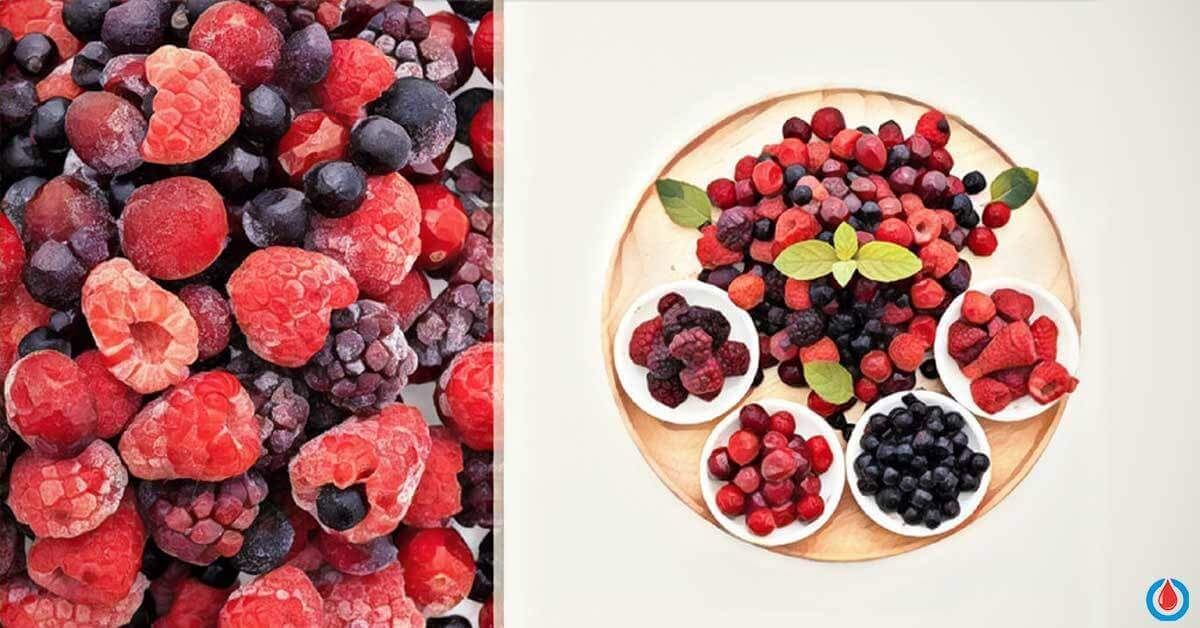 Frozen and Tinned Fruits and Veggies for Diabetics - Useful Tips